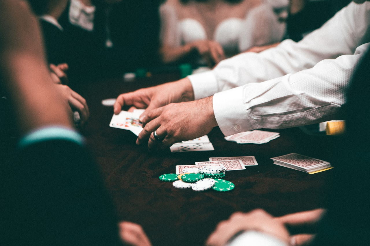 Black Jack Casino Game