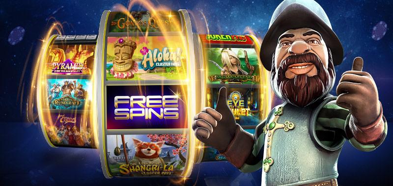 Get free spins