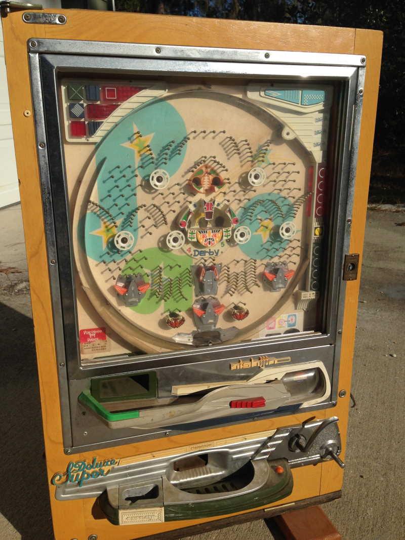 Pachinko Nishiji Slot Machine
